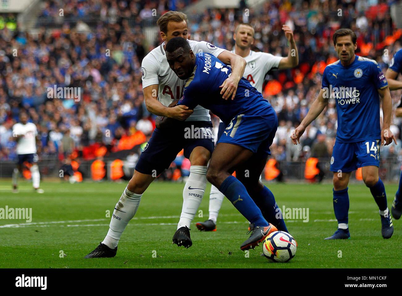 London, UK. 13th May, 2018. Harry Kane Of Tottenham