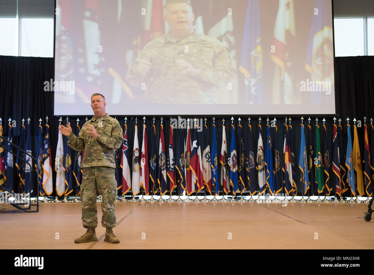 The Adjutant General for the West Virginia National Guard