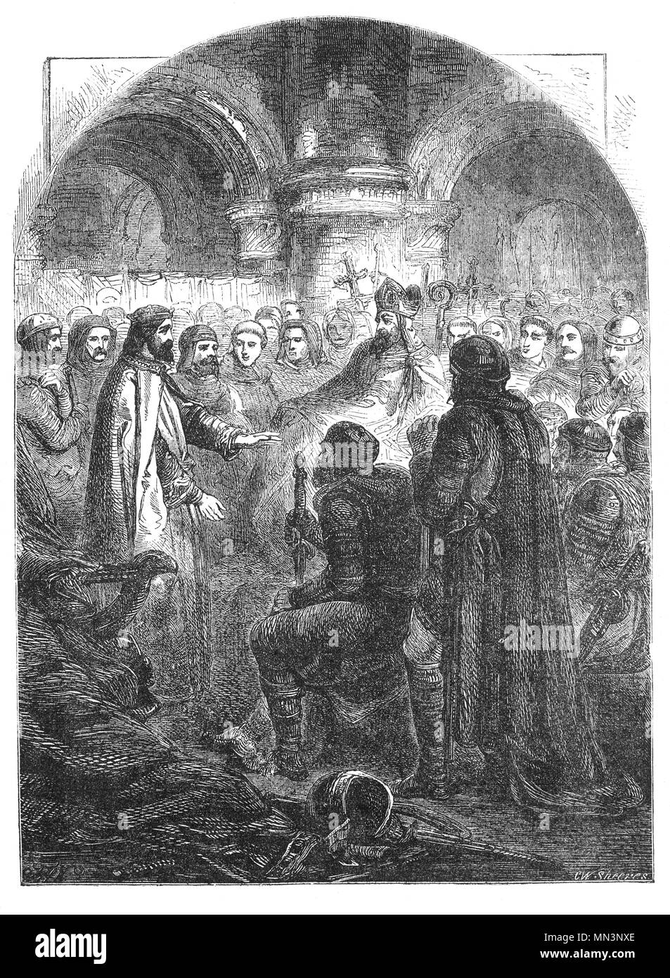 The Councils of Clovesho or Clofesho were a series of synods