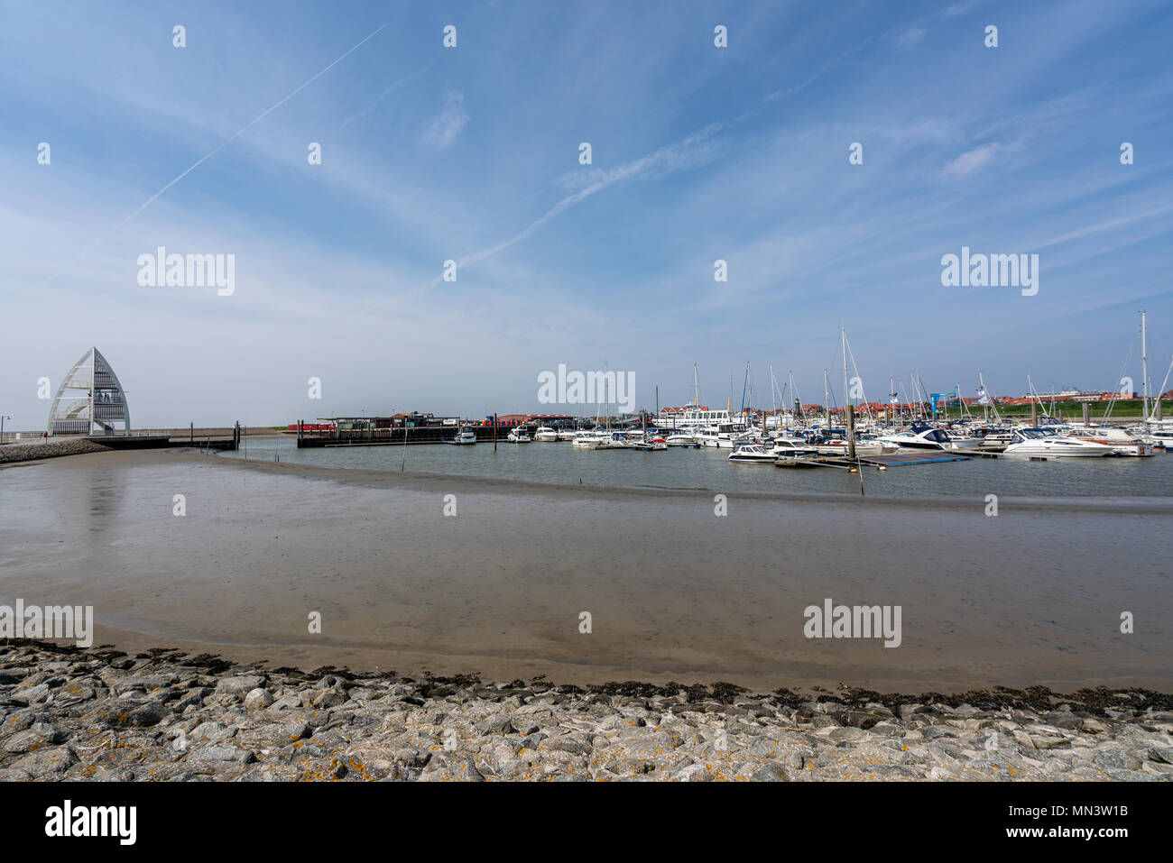Island of juist germany stock photos island of juist for Hotels insel juist nordsee