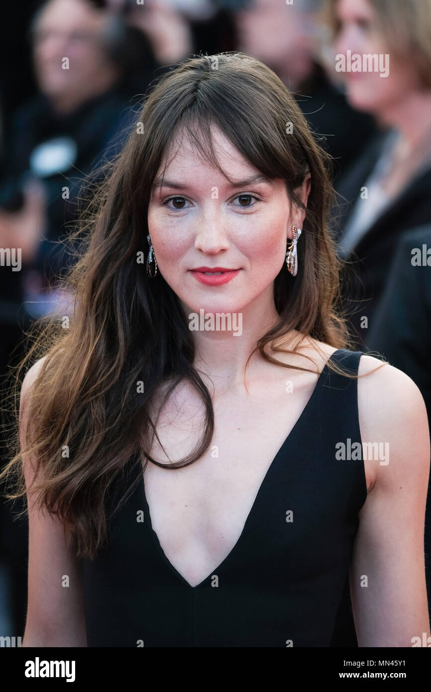 Anais Demoustier cannes, france. 13 may 2018. anais demoustier on the 'sink