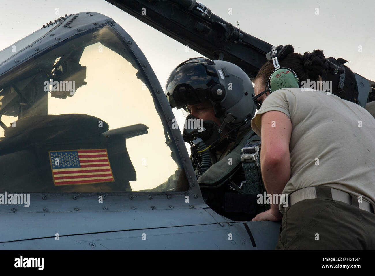 U S  Air Force Airman 1st Class Cassidy Vescovi, 51st