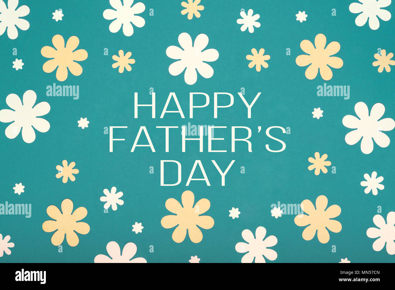 Happy fathers day pastel coloured background beautiful floral flat happy fathers day pastel coloured background beautiful floral flat lay fathers day greeting card m4hsunfo