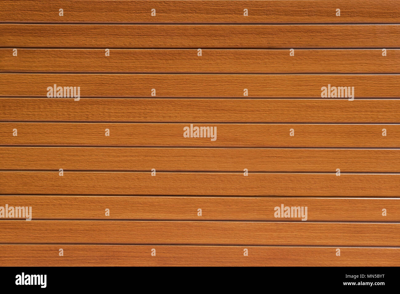 Brown wooden background. Closeup wooden table texture. Useful as for background. - Stock Image