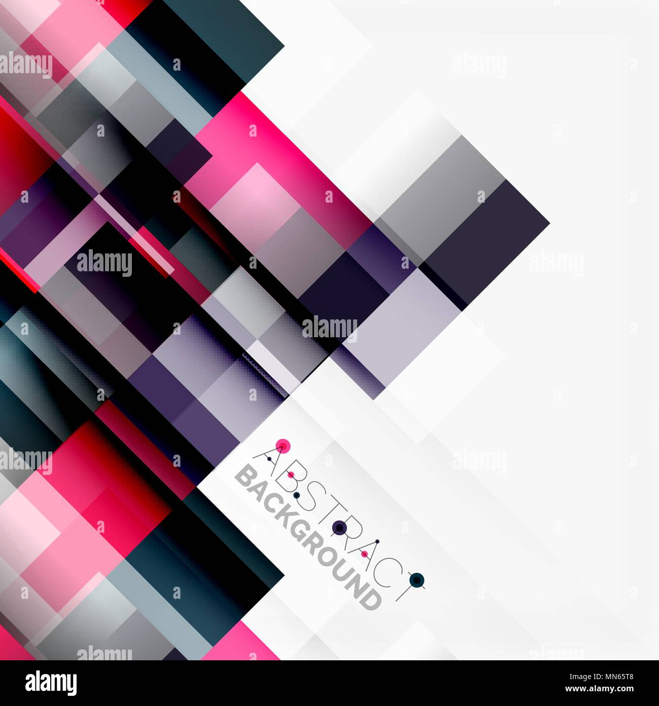 abstract blocks template design background simple geometric shapes