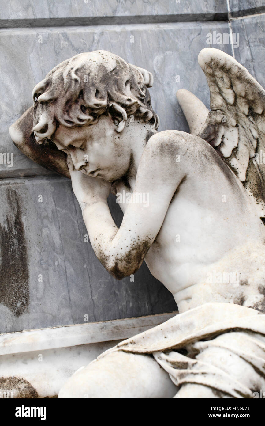 Angel Statue Boy Stock Photos Amp Angel Statue Boy Stock