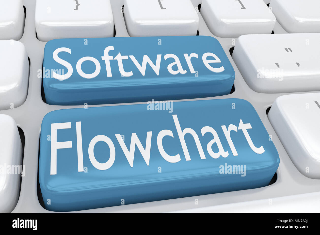Flow Chart Programming Process Stock Photos & Flow Chart Programming ...