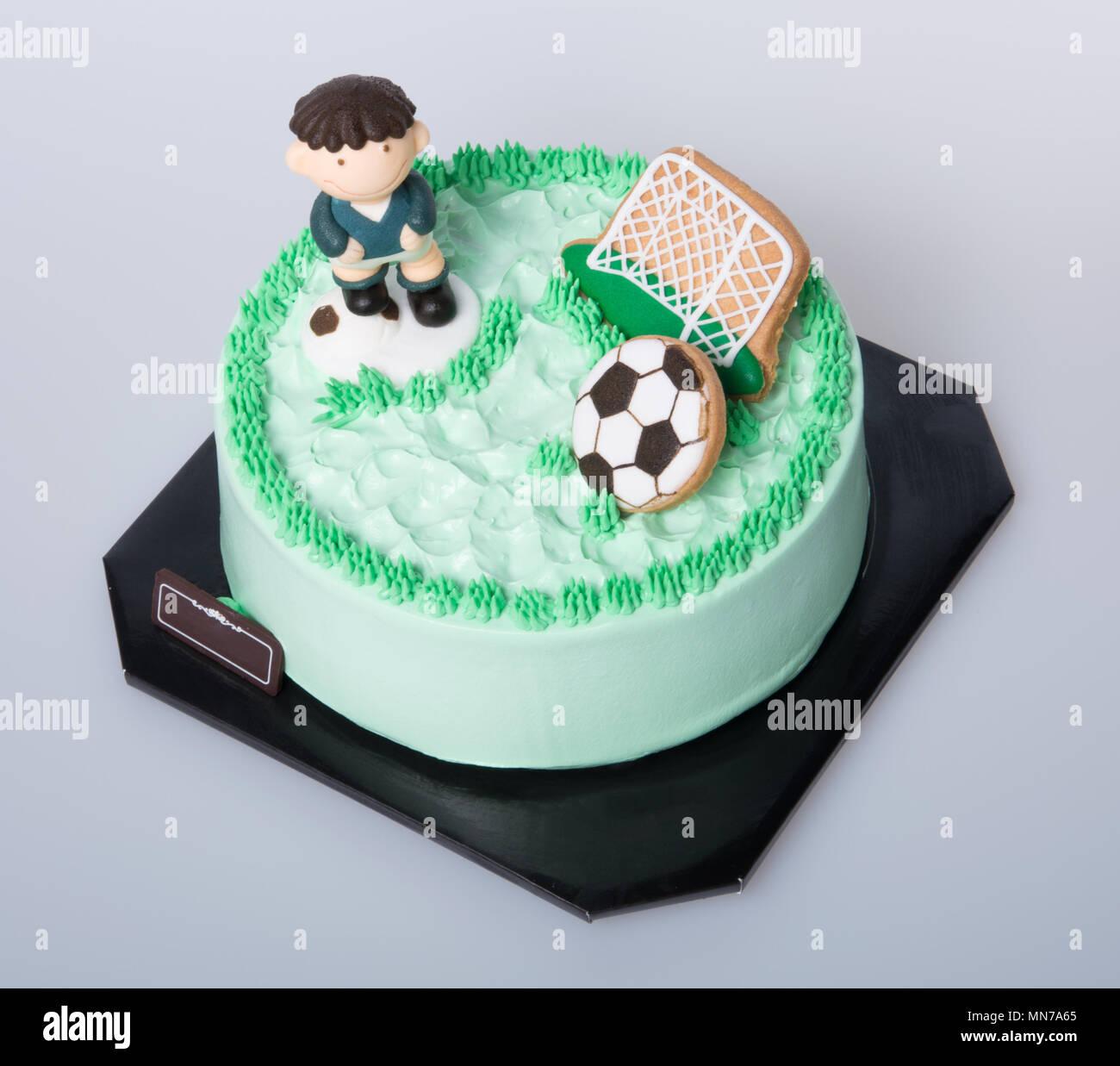 Football Cake Stock Photos Football Cake Stock Images Alamy
