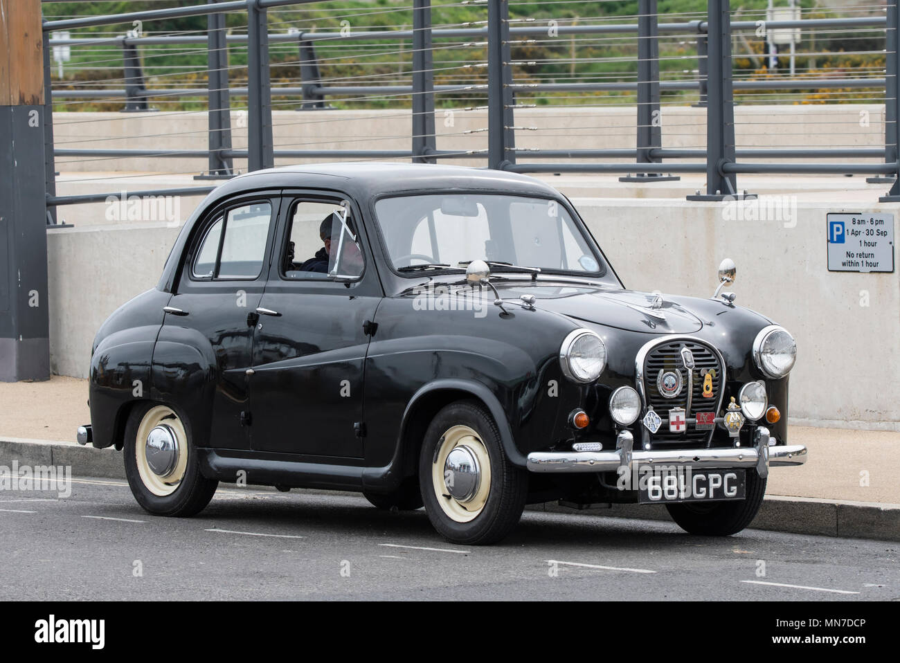 Austin A35 Car High Resolution Stock Photography And Images Alamy