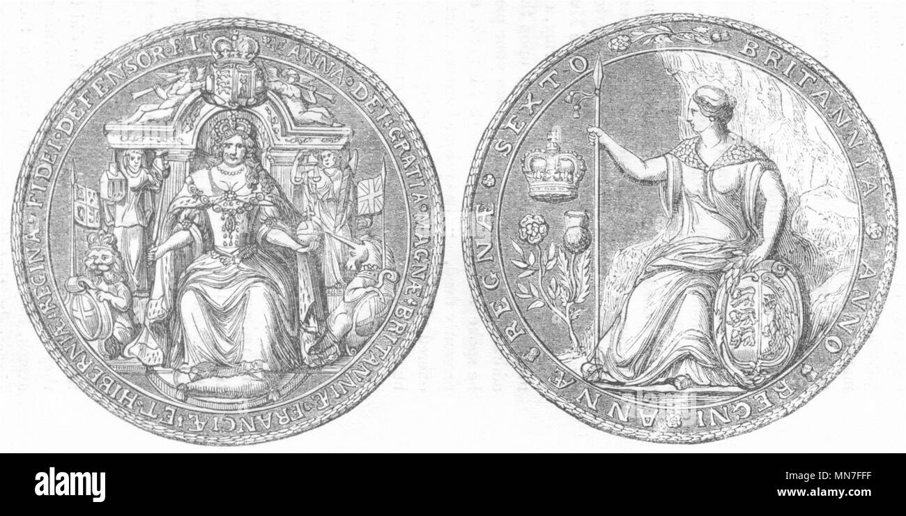 1860 London Printing Co Antique Print Of Lady Jane Grey Declining The Crown Other Antique Decorative Arts Antiques