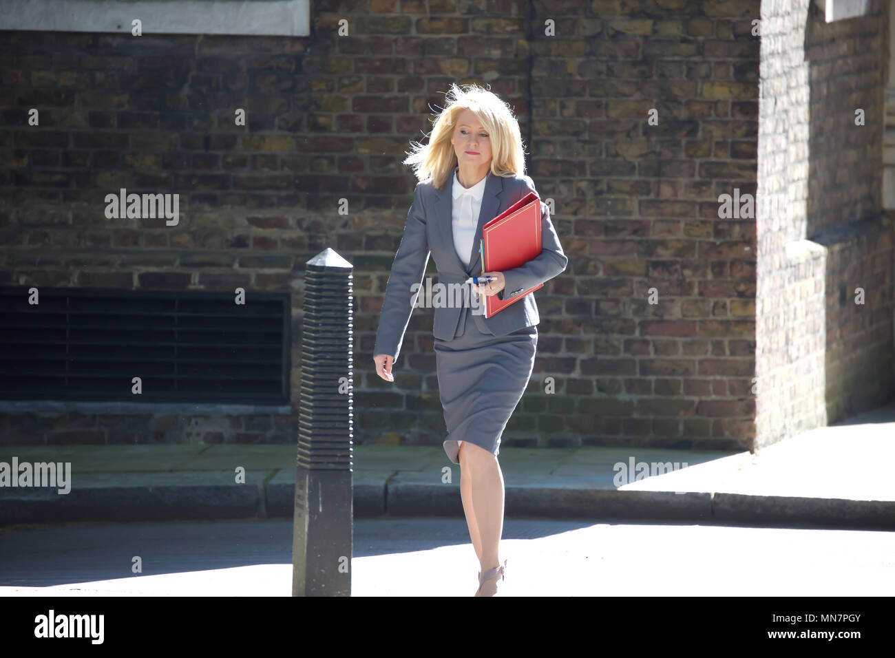 Esther Mcvey Mp High Resolution Stock Photography and