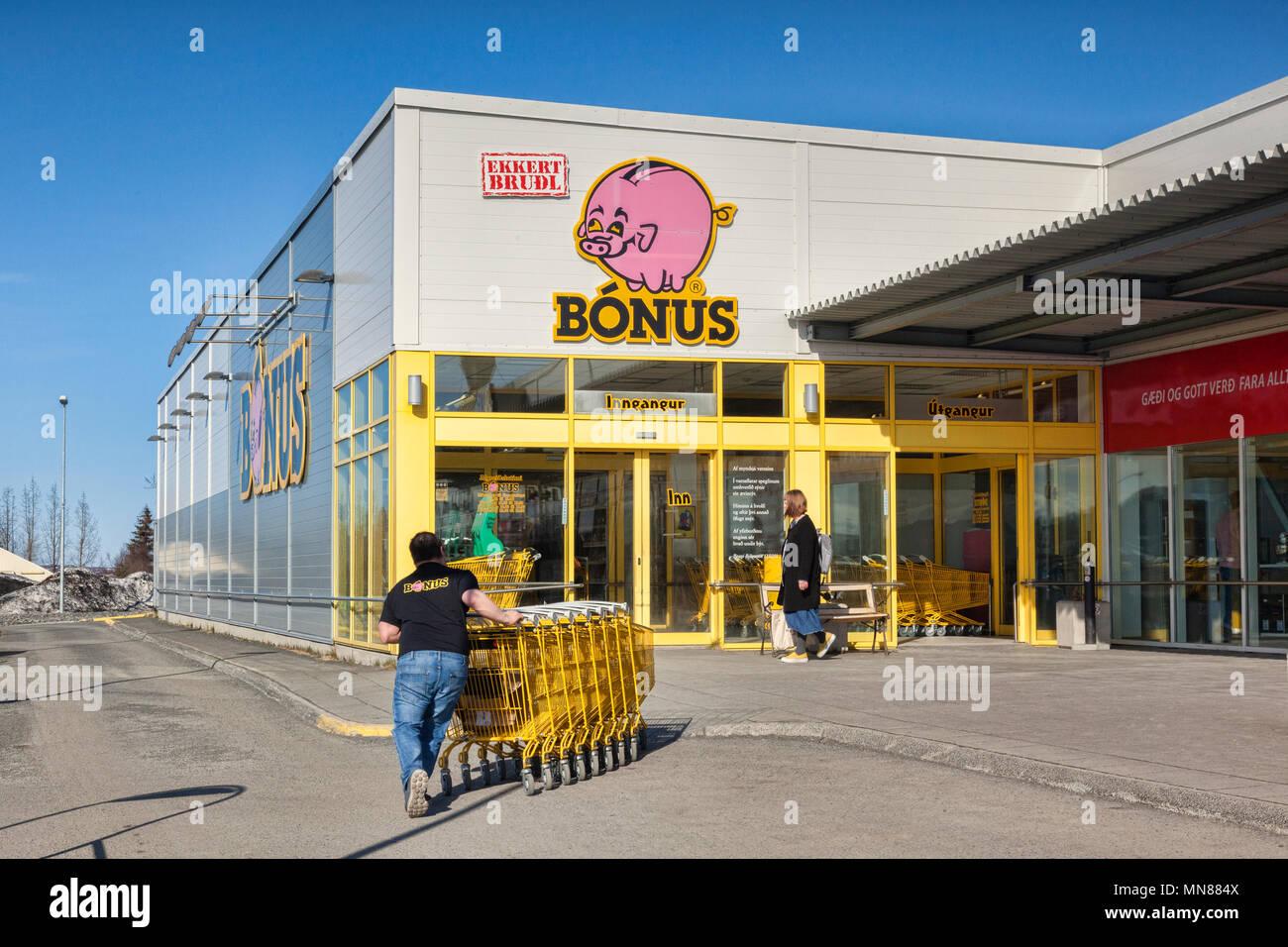Bonus Iceland