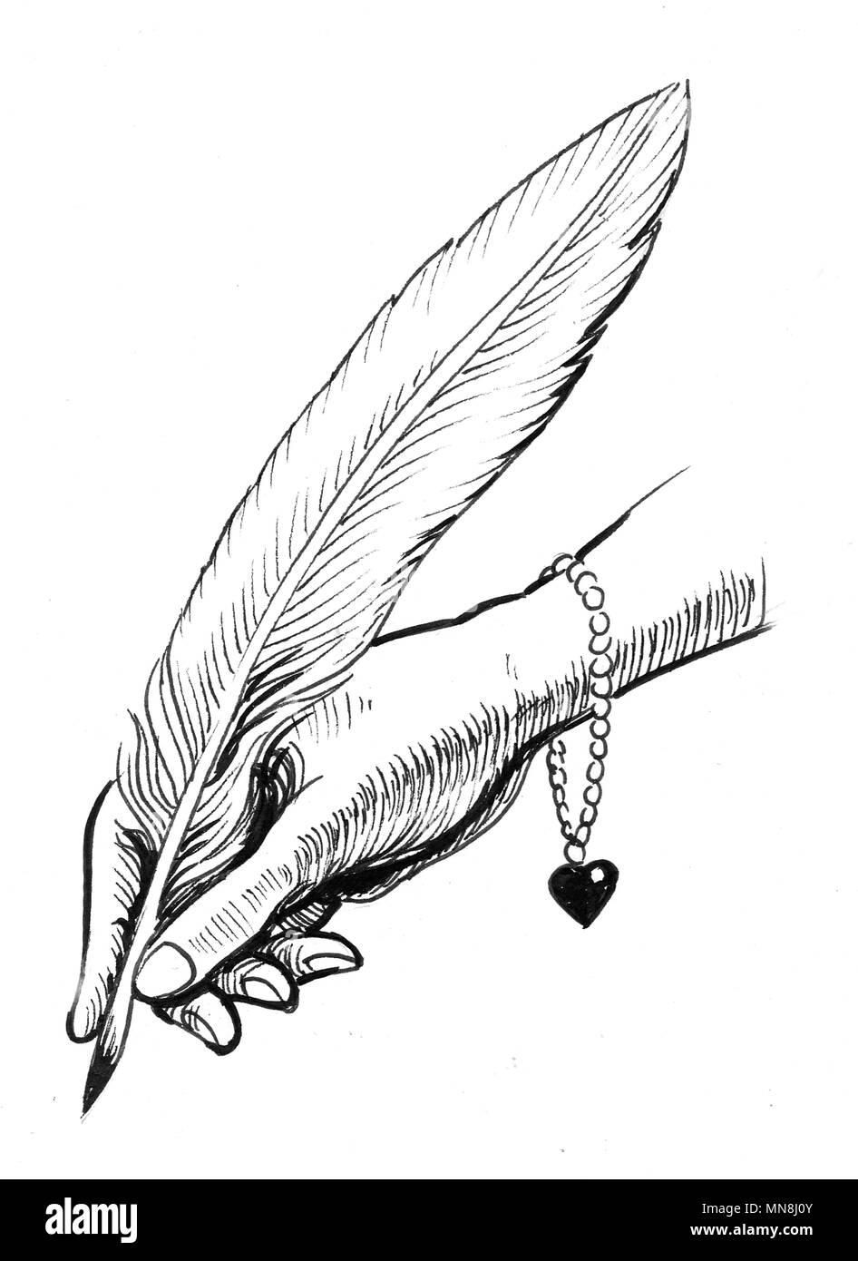 Hand Holding Quill Pen High Resolution Stock Photography And Images Alamy Hand svg, hand clipart, hand files for cricut, hand cut files, hand contour, hand dxf, hand png, fingers svg, hand vector, hand silhouette. https www alamy com female hand writing with quill pen image185201211 html