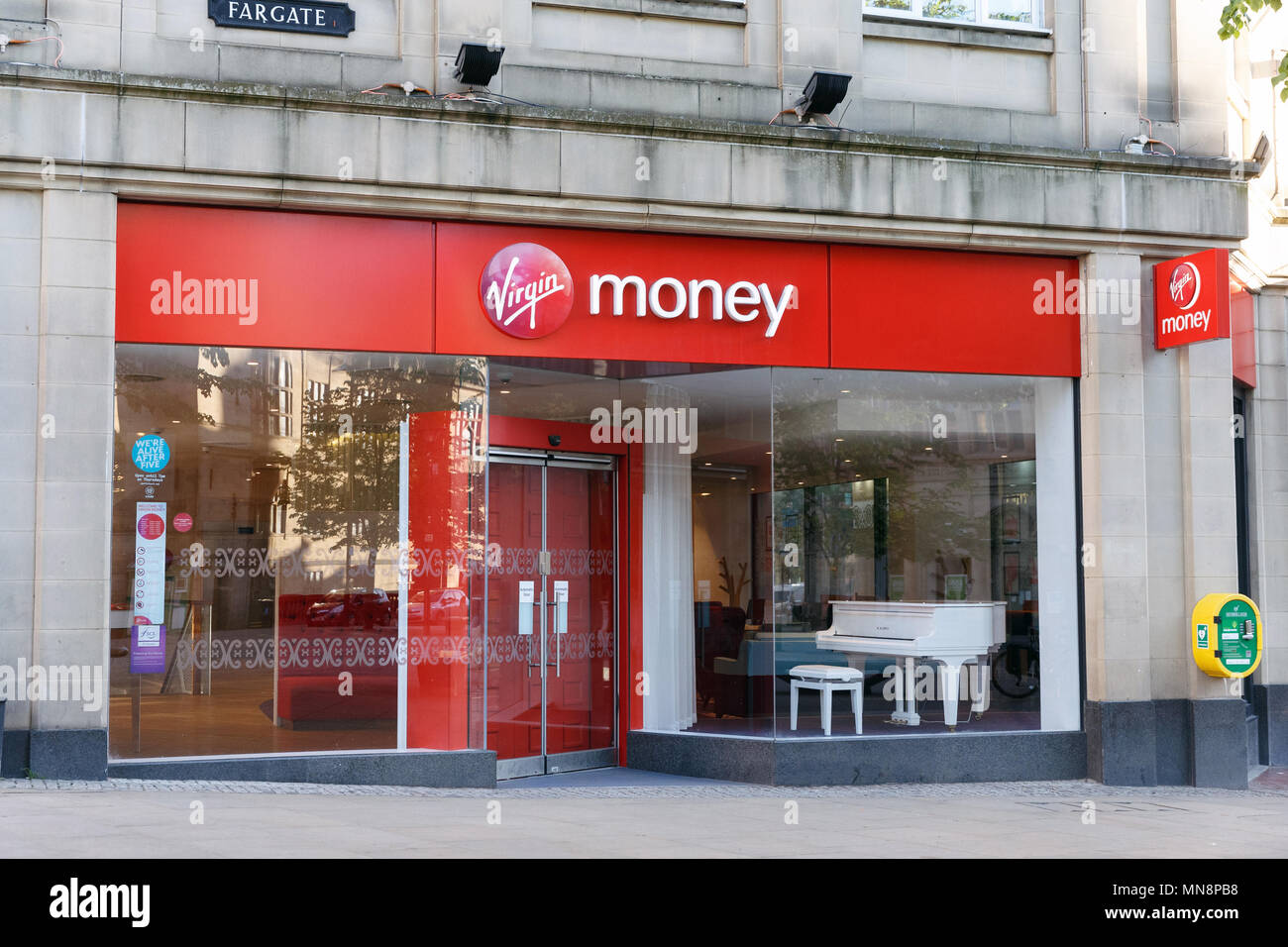 Virgin Money Stock Photos & Virgin Money Stock Images - Alamy