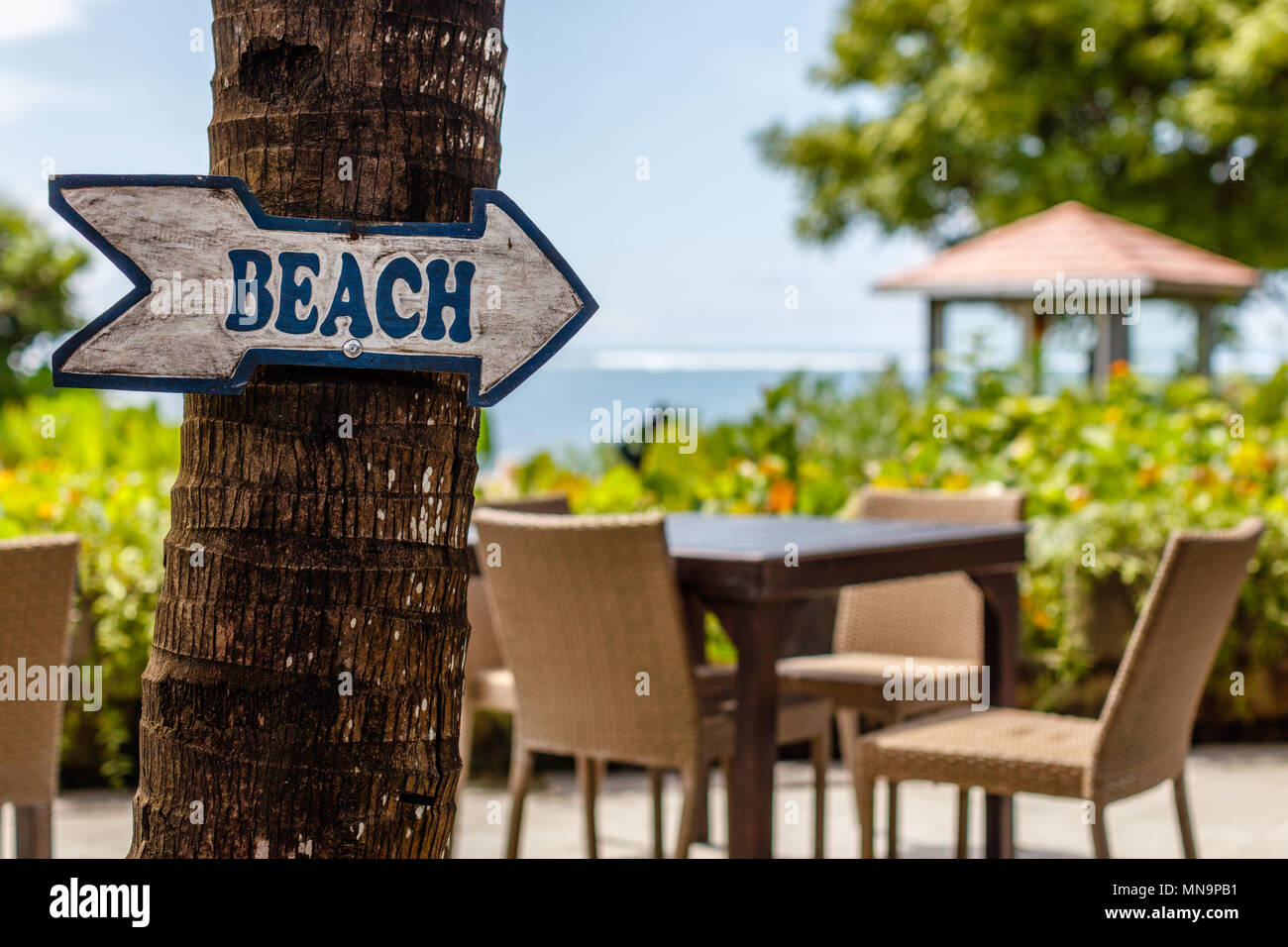 Outdoor Cafe Sign High Resolution Stock Photography And Images Alamy