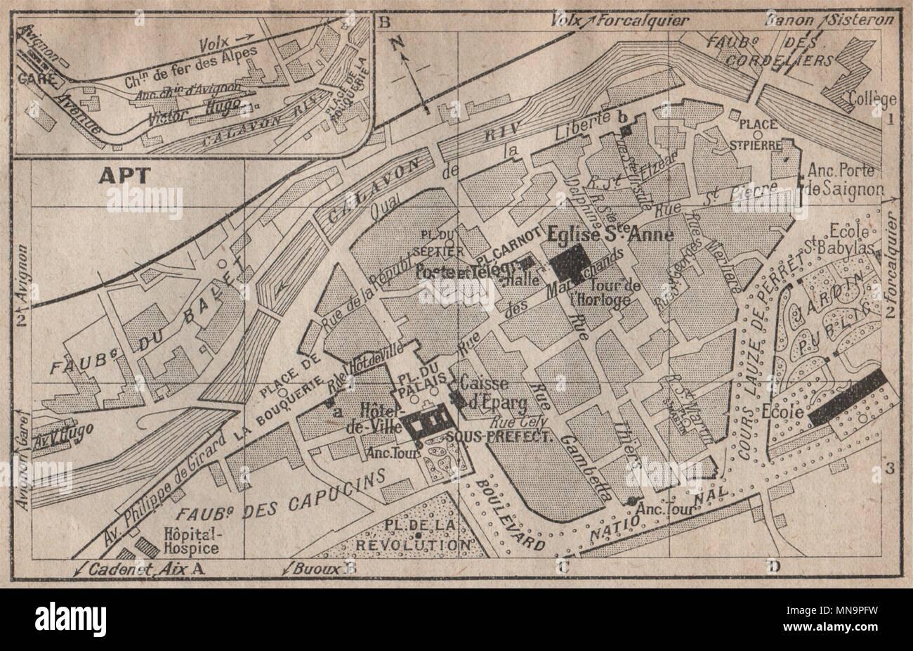 Eure 1926 Old Vintage Chart Special Summer Sale Vintage Town City Map Plan Evreux