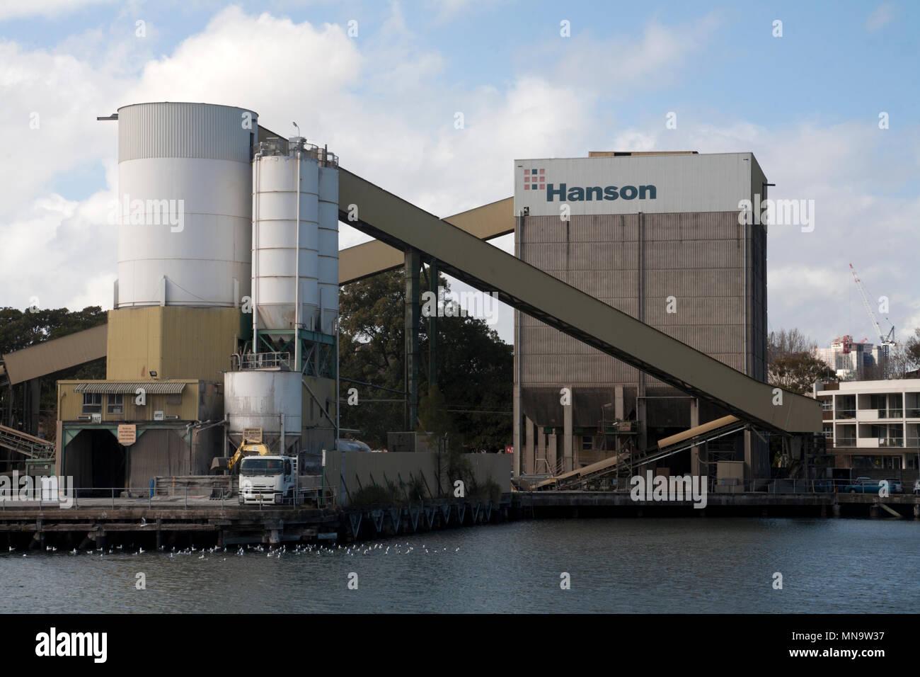 Hanson Cement Stock Photos & Hanson Cement Stock Images - Alamy
