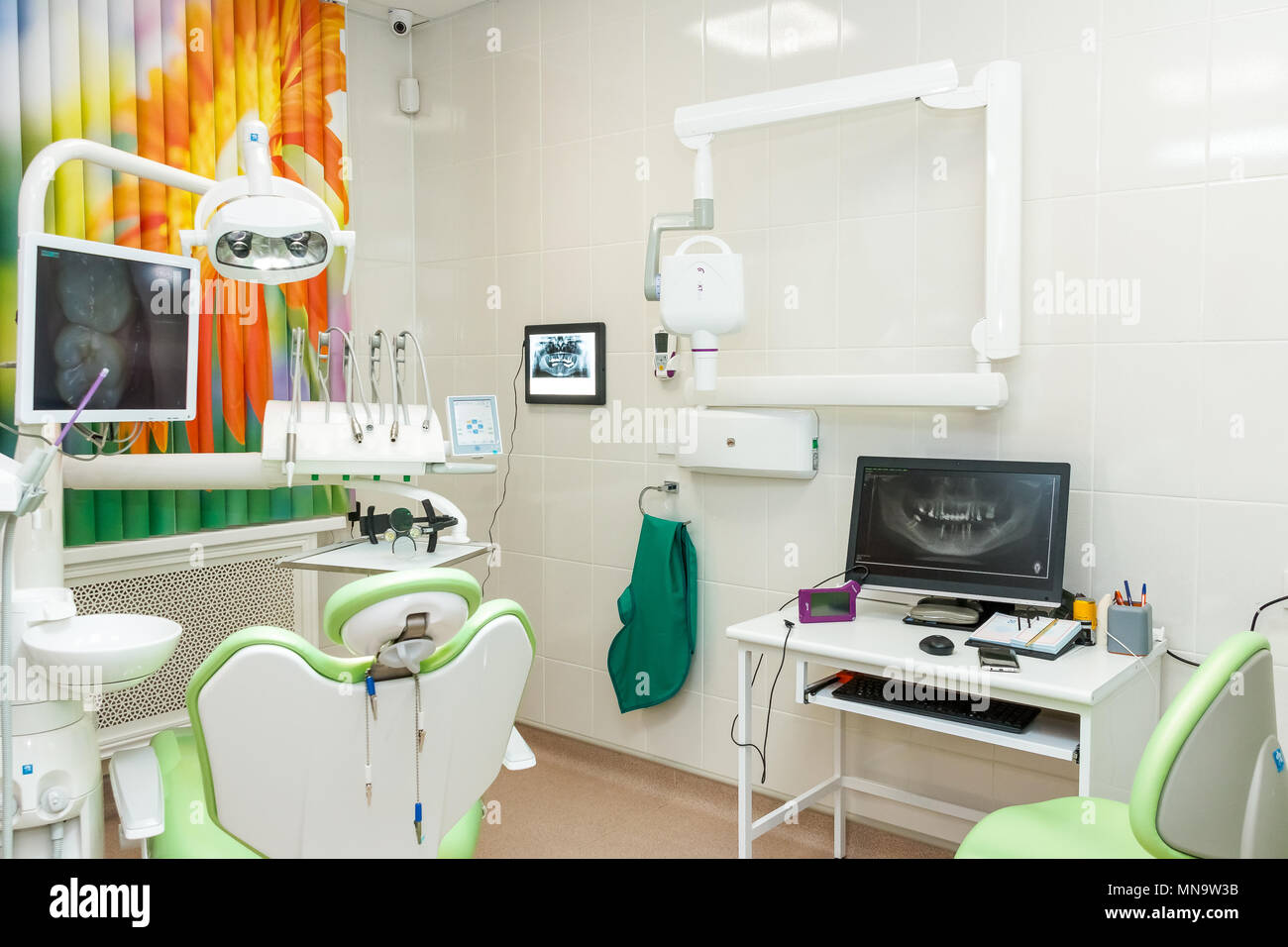 special equipment for a dentist dentist office design of new modern