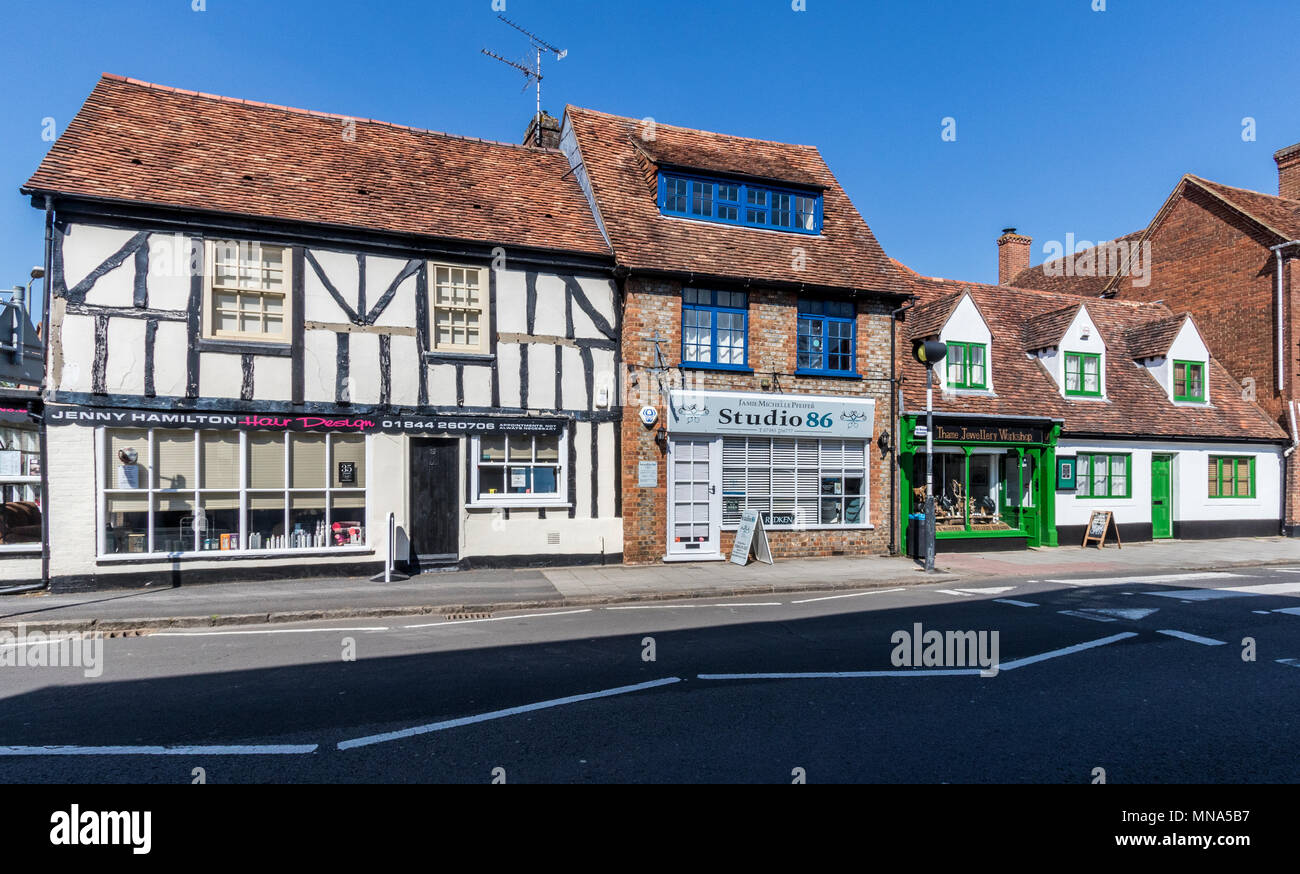 Thame Oxfordshire UK - Stock Image