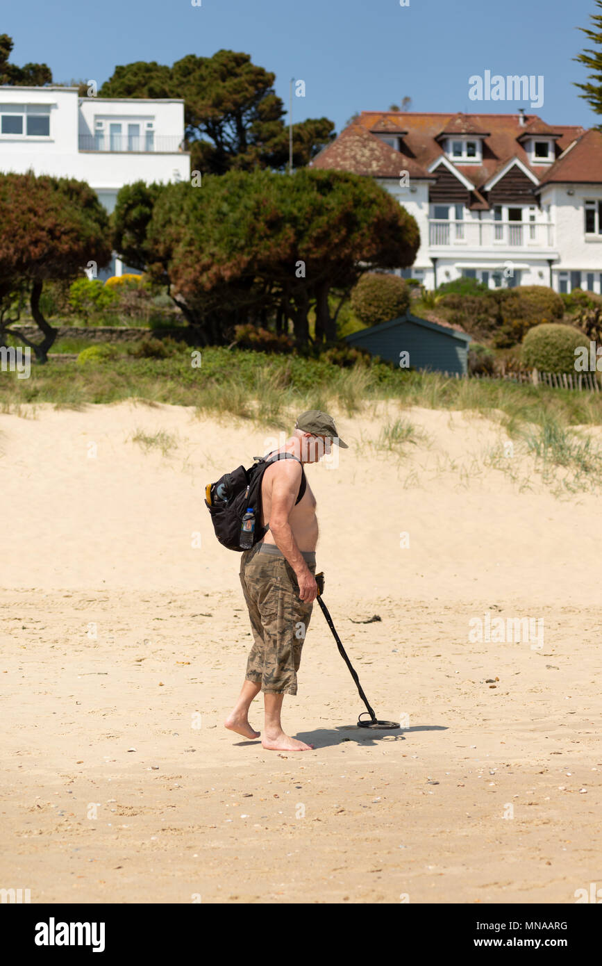 Jew Detector: Metal Detecting Uk Stock Photos & Metal Detecting Uk Stock