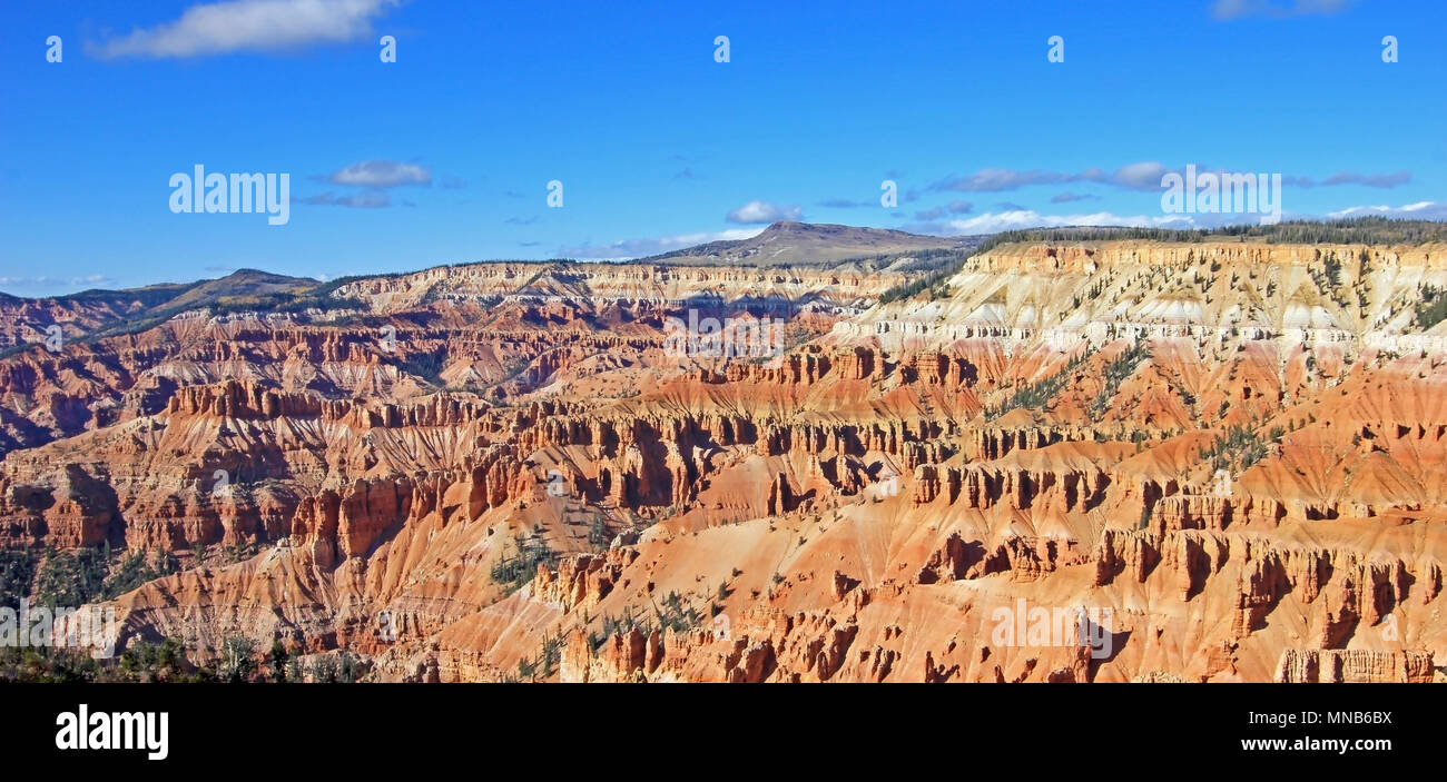Cedar Breaks National Monument, USA - Stock Image