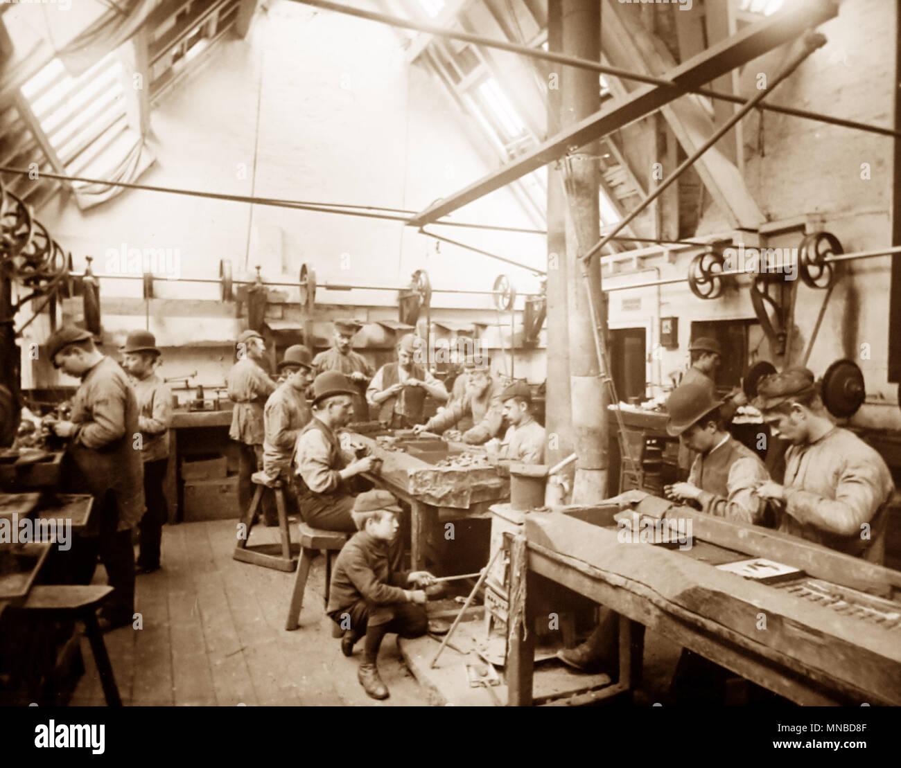 Victorian Factory Stock Photos Amp Victorian Factory Stock