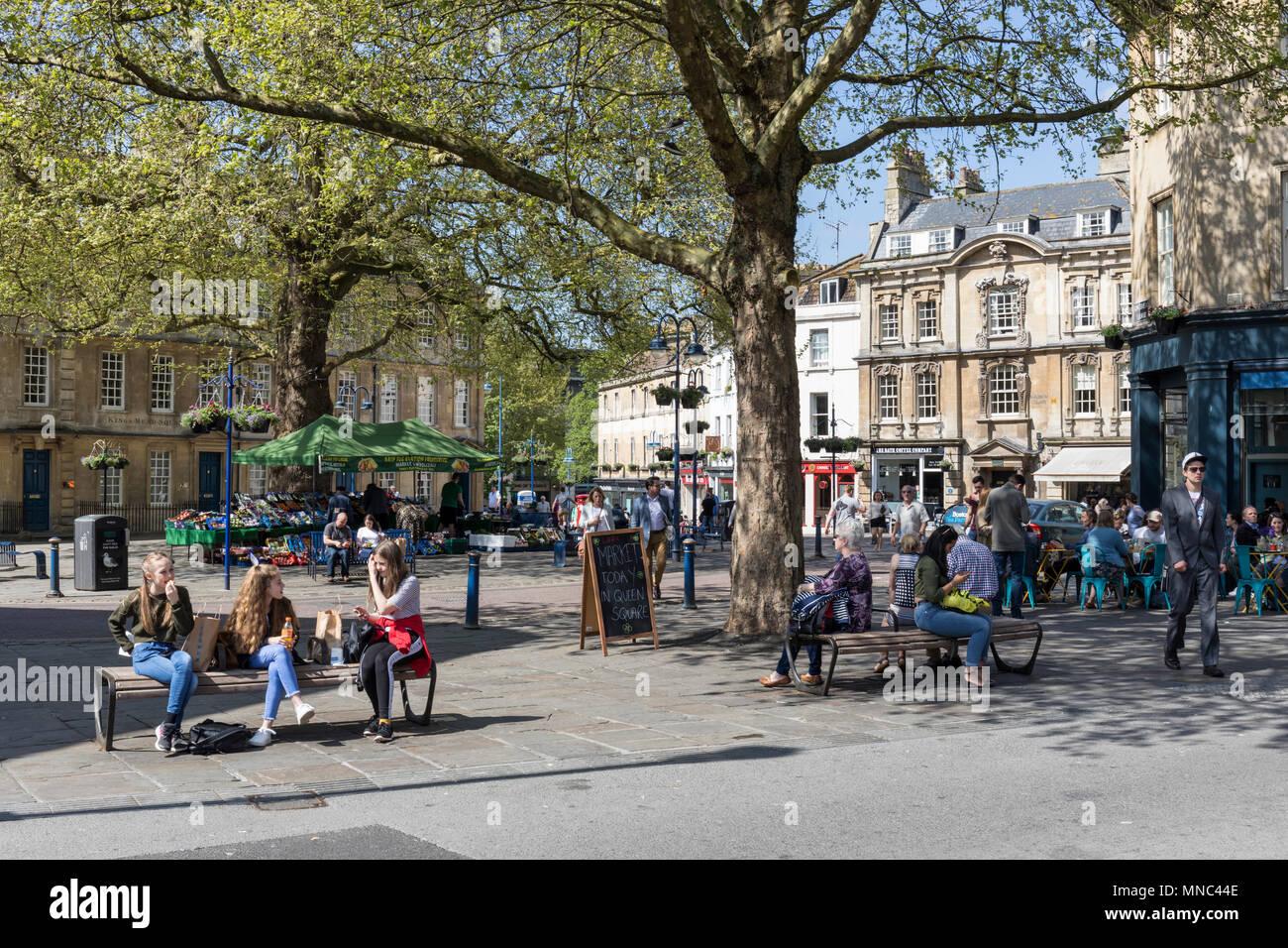 Kingsmead Square Bath England