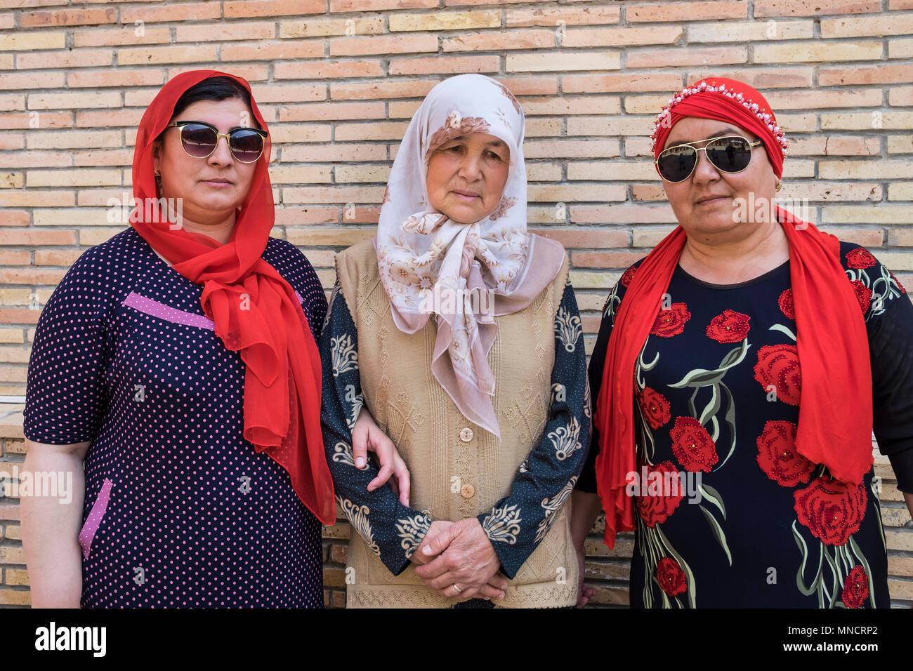 Tashkent women