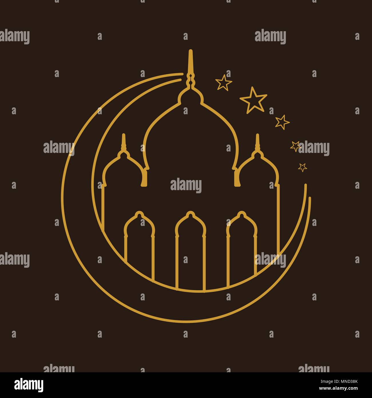 Islamic Vector Vectors Stock Photos & Islamic Vector