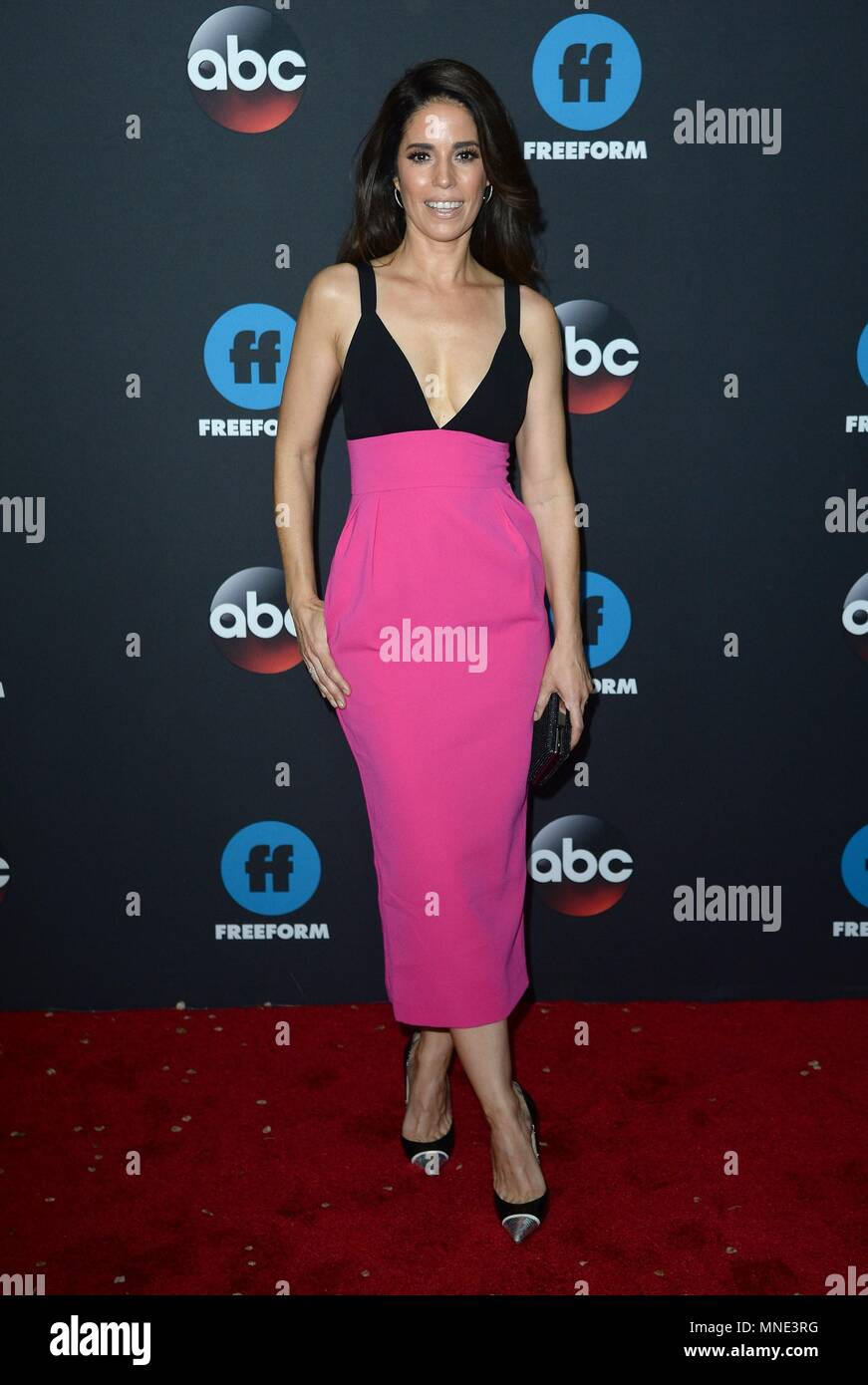 Ana Ortiz Pictures ana ortiz at arrivals for abc freeform upfront 2018, tavern