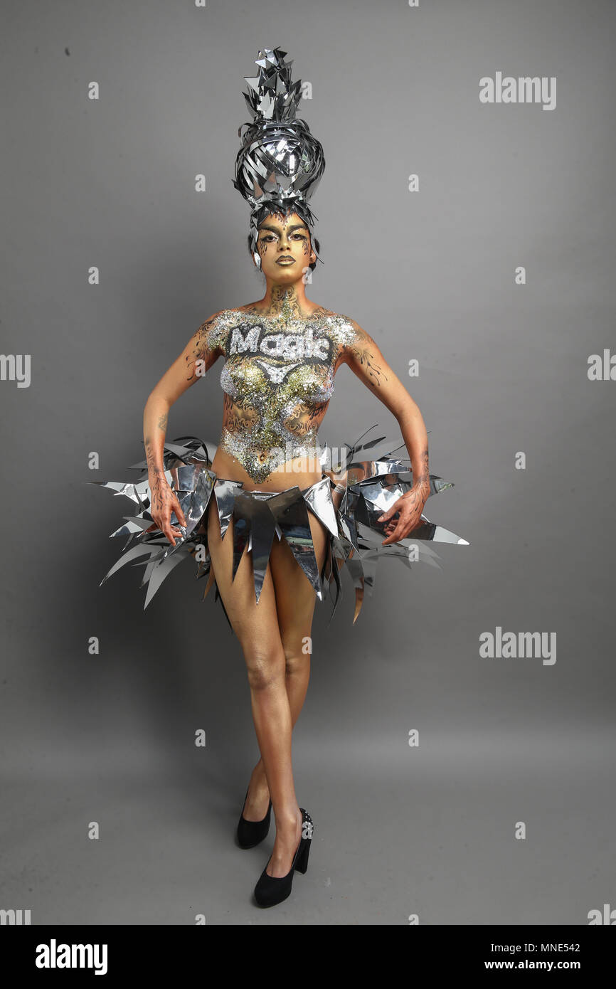 Picture body painting gallery fantasy))))