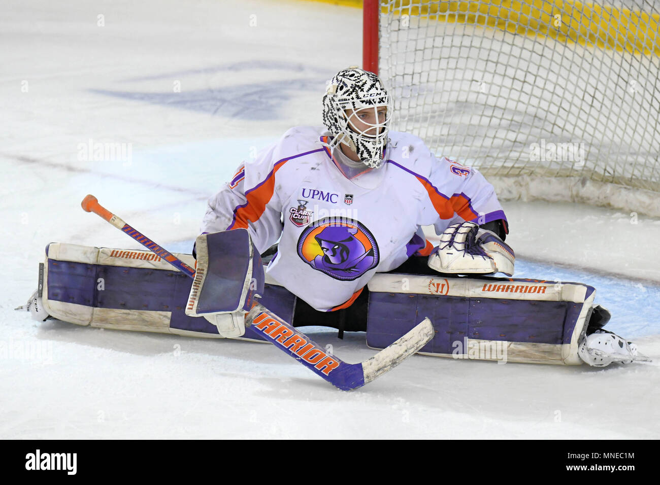 Overtime 12th May 2018 Youngstown Phantoms Goaltender Ivan