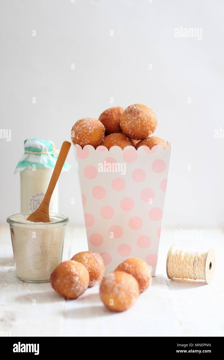 Sugar free gifts stock photos sugar free gifts stock images alamy quark doughballs with cinnamon sugar stock image negle Images