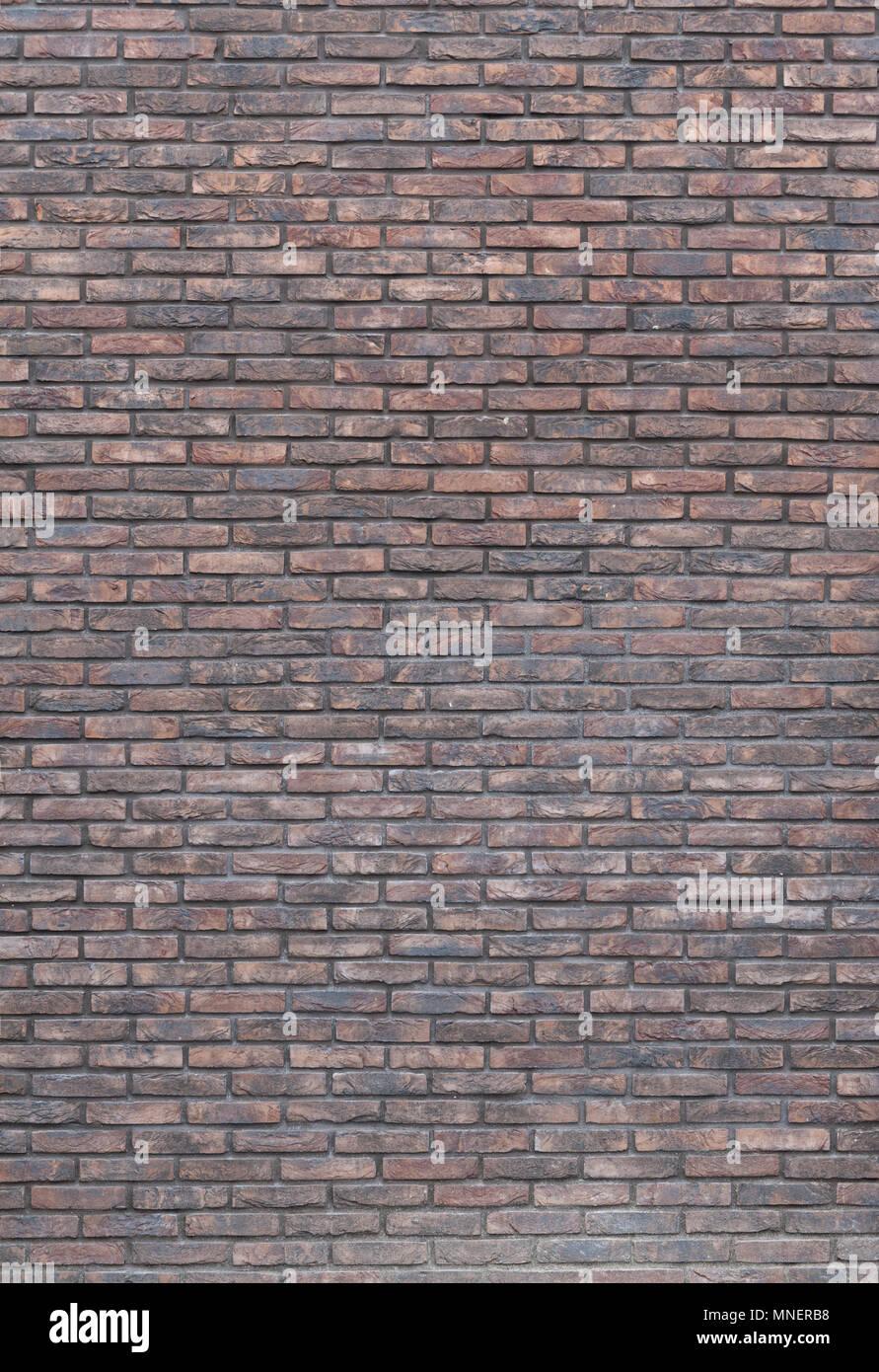 Vertical Dark Red Brick Wall Background Wallpaper Bricks Pattern Texture