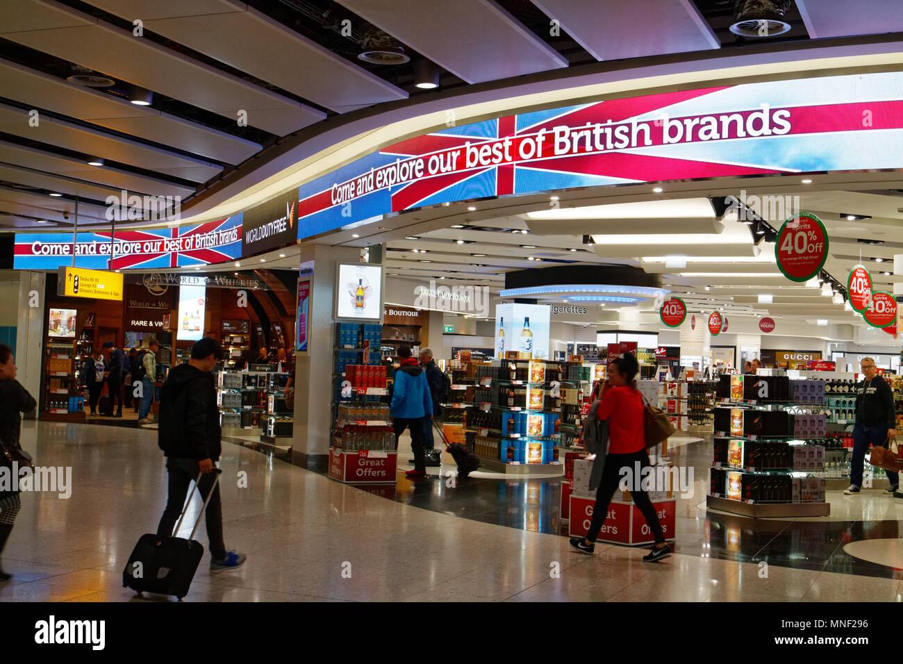 tax free shopping london heathrow airport