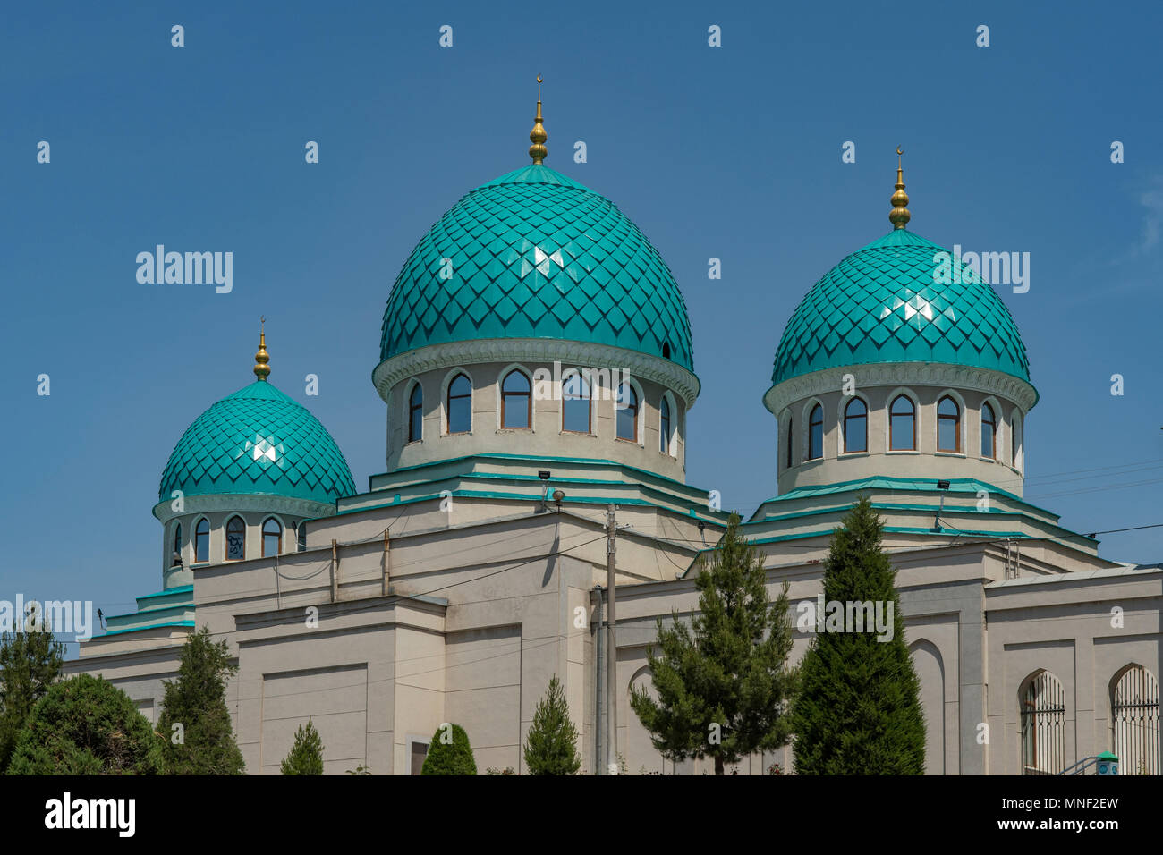 Juma Mosque, Tashkent, Uzbekistan - Stock Image