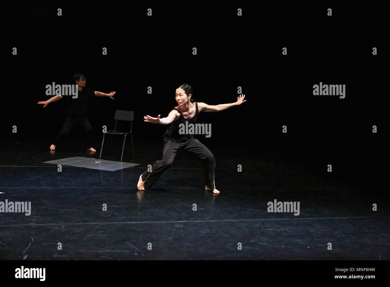 Lyon Eun Kwon - Glory 16 May 2018 - Stock Image