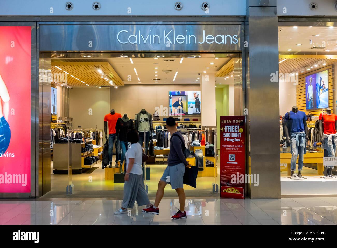 85711c376 Calvin Klein Store Stock Photos   Calvin Klein Store Stock Images ...