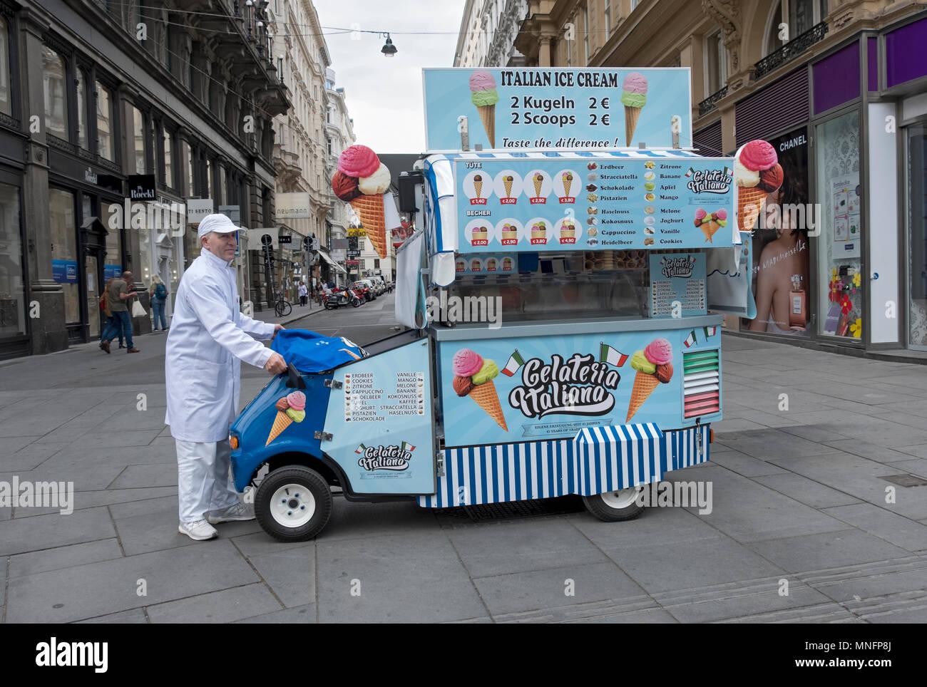 Ice Cream Vienna Stock Photos Ice Cream Vienna Stock Images Alamy