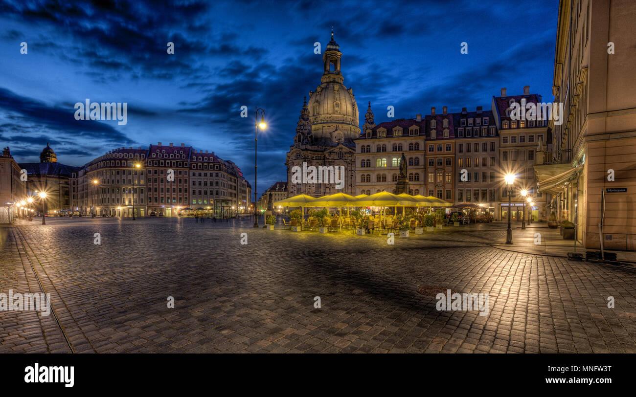 Dresden - Stock Image