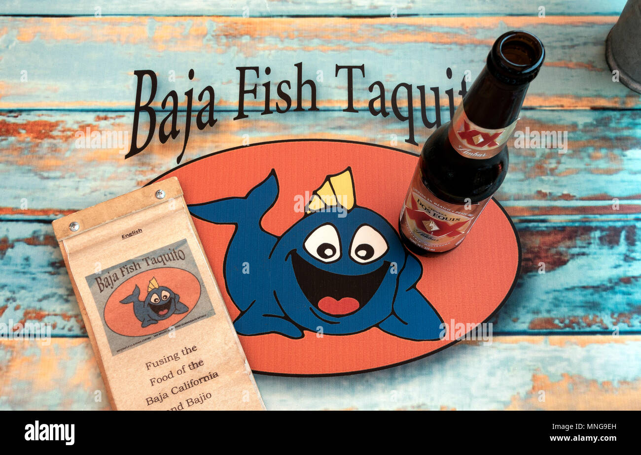De stressed stock photos de stressed stock images alamy for Fish in a bottle menu
