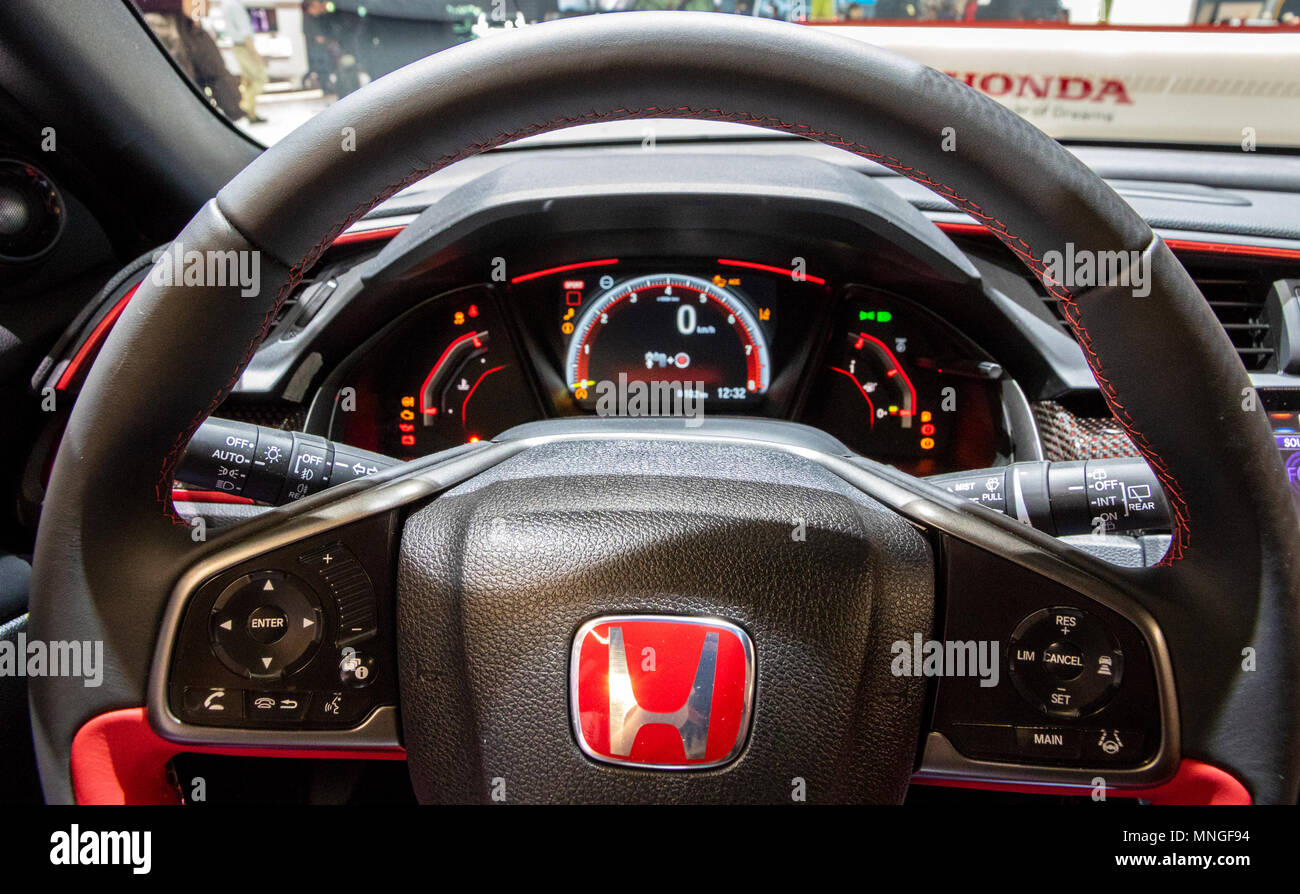 honda civic type s stock photos honda civic type s stock images alamy. Black Bedroom Furniture Sets. Home Design Ideas