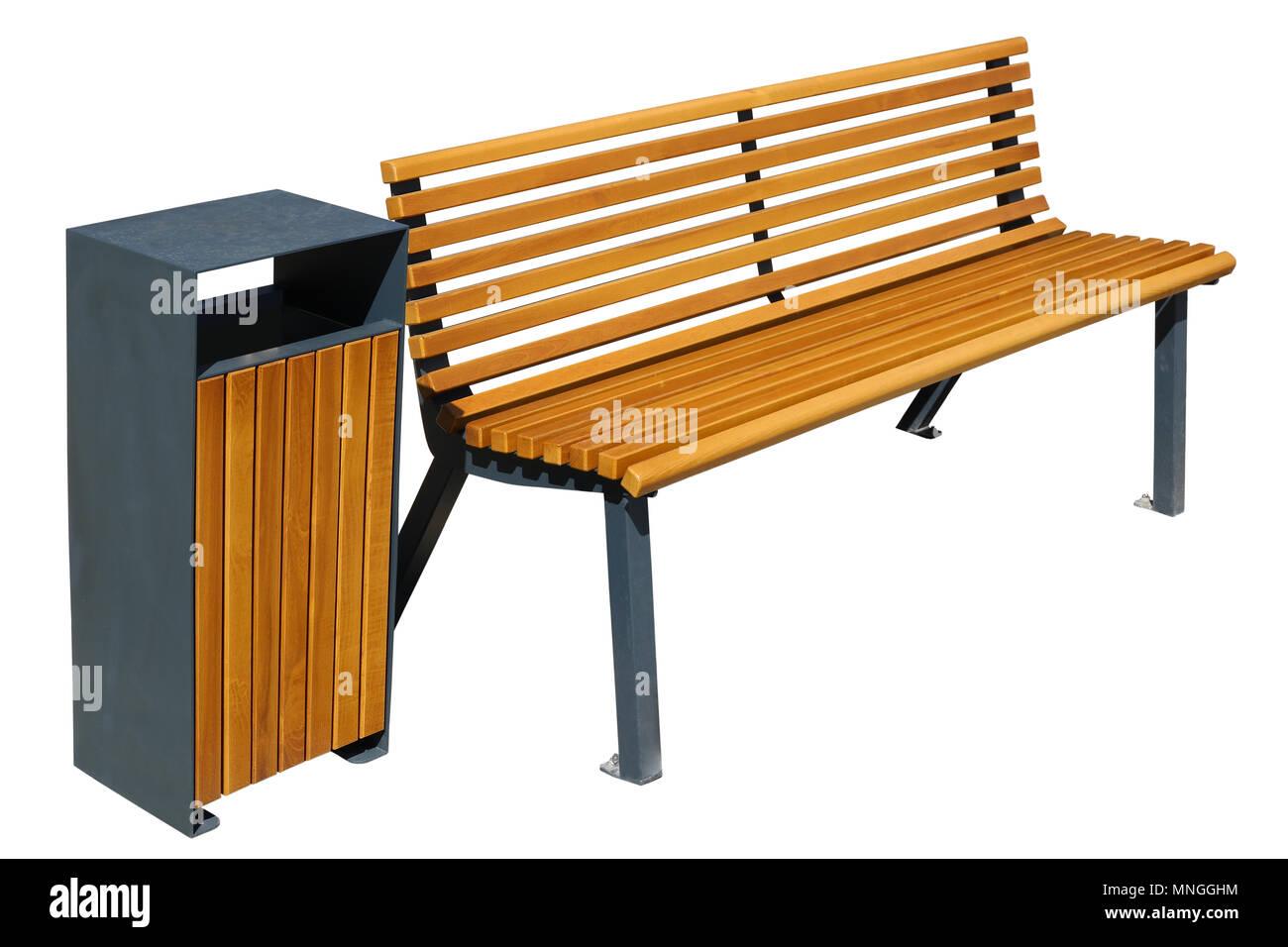 Awe Inspiring Wooden New Yellow Garden Bench With Metal Legs And Modrn Uwap Interior Chair Design Uwaporg
