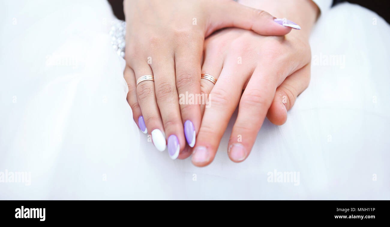 Husband And Wife Rings Stock Photos & Husband And Wife Rings Stock ...