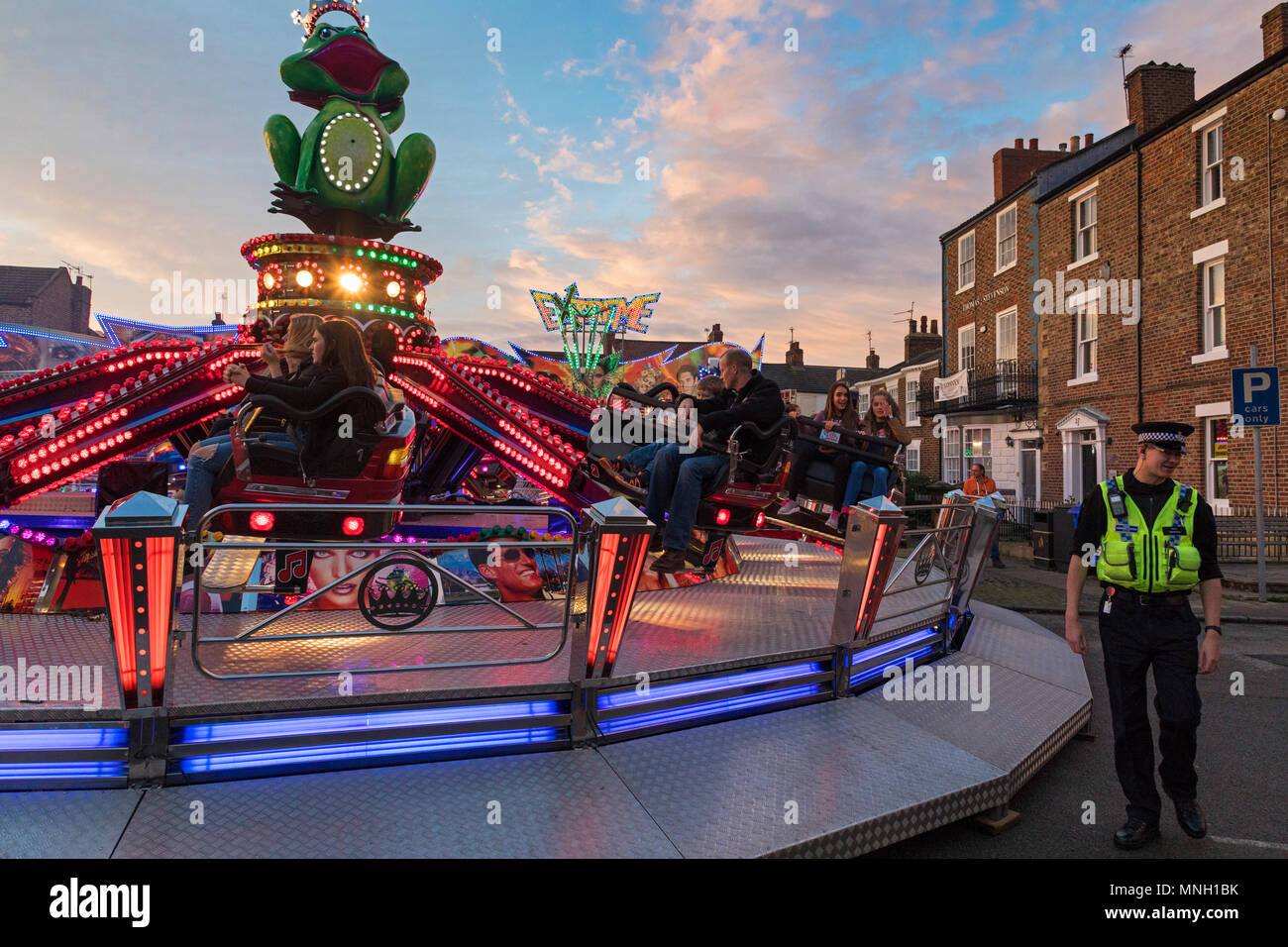 Stokesley Show, North Yorkshire, England, UK Stock Photo