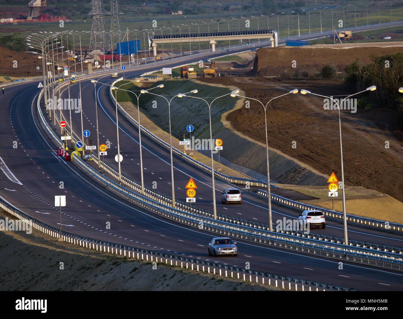 On the transport infrastructure in the Crimea will allocate money