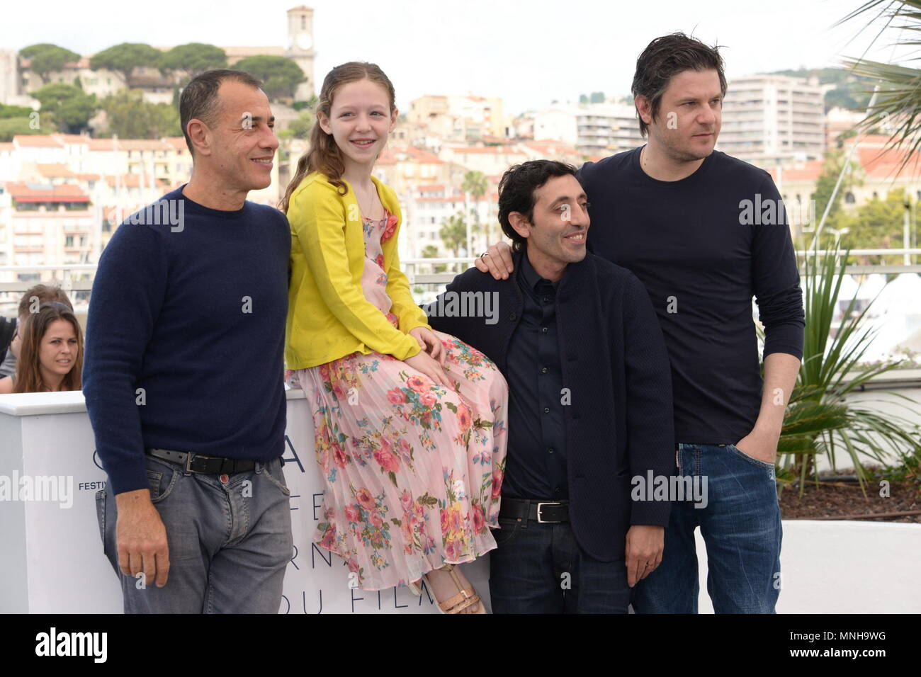 Cannes, France  17th May, 2018  CANNES, FRANCE - MAY 17