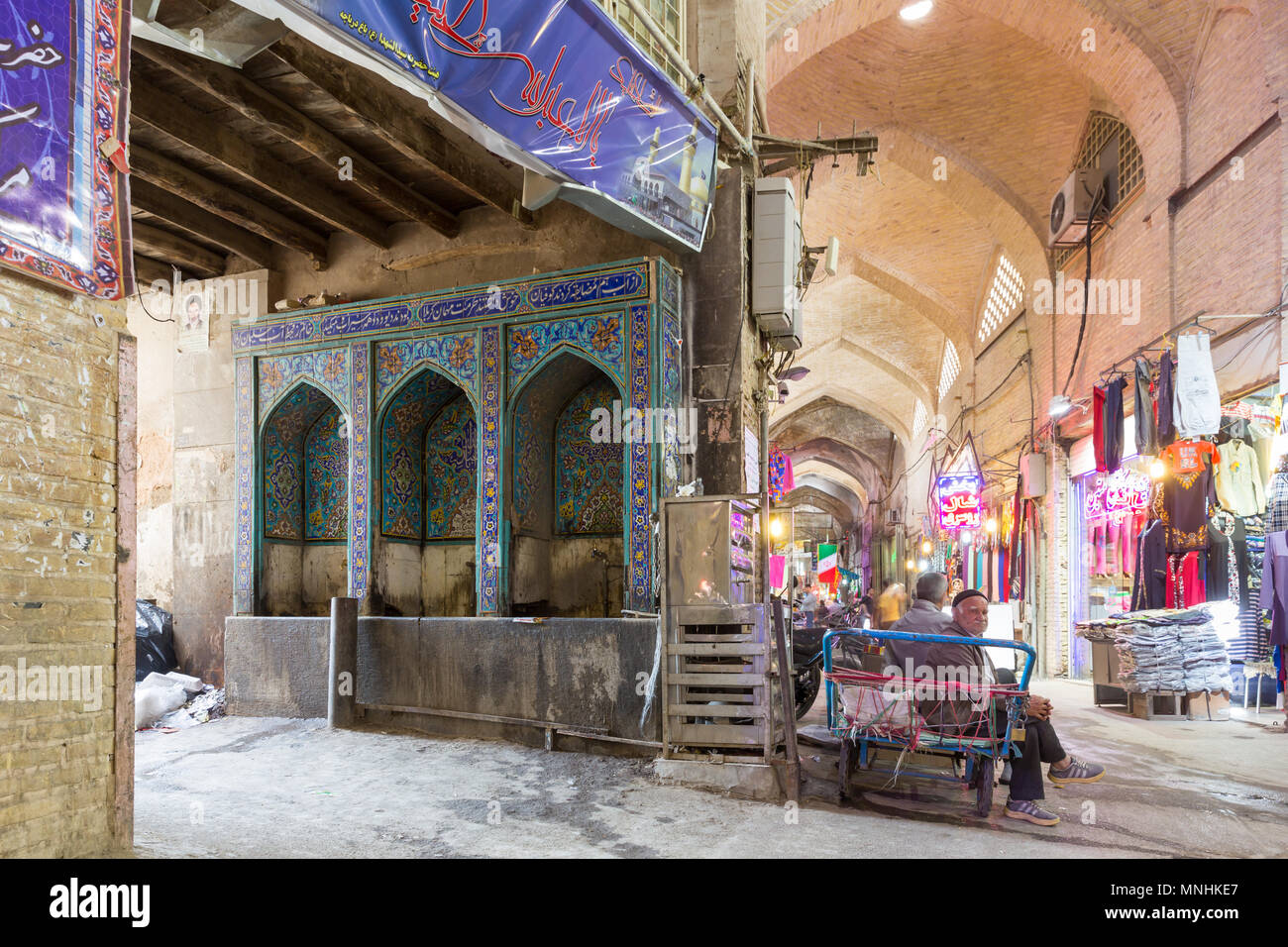 The largest bazaar in the Middle East 91
