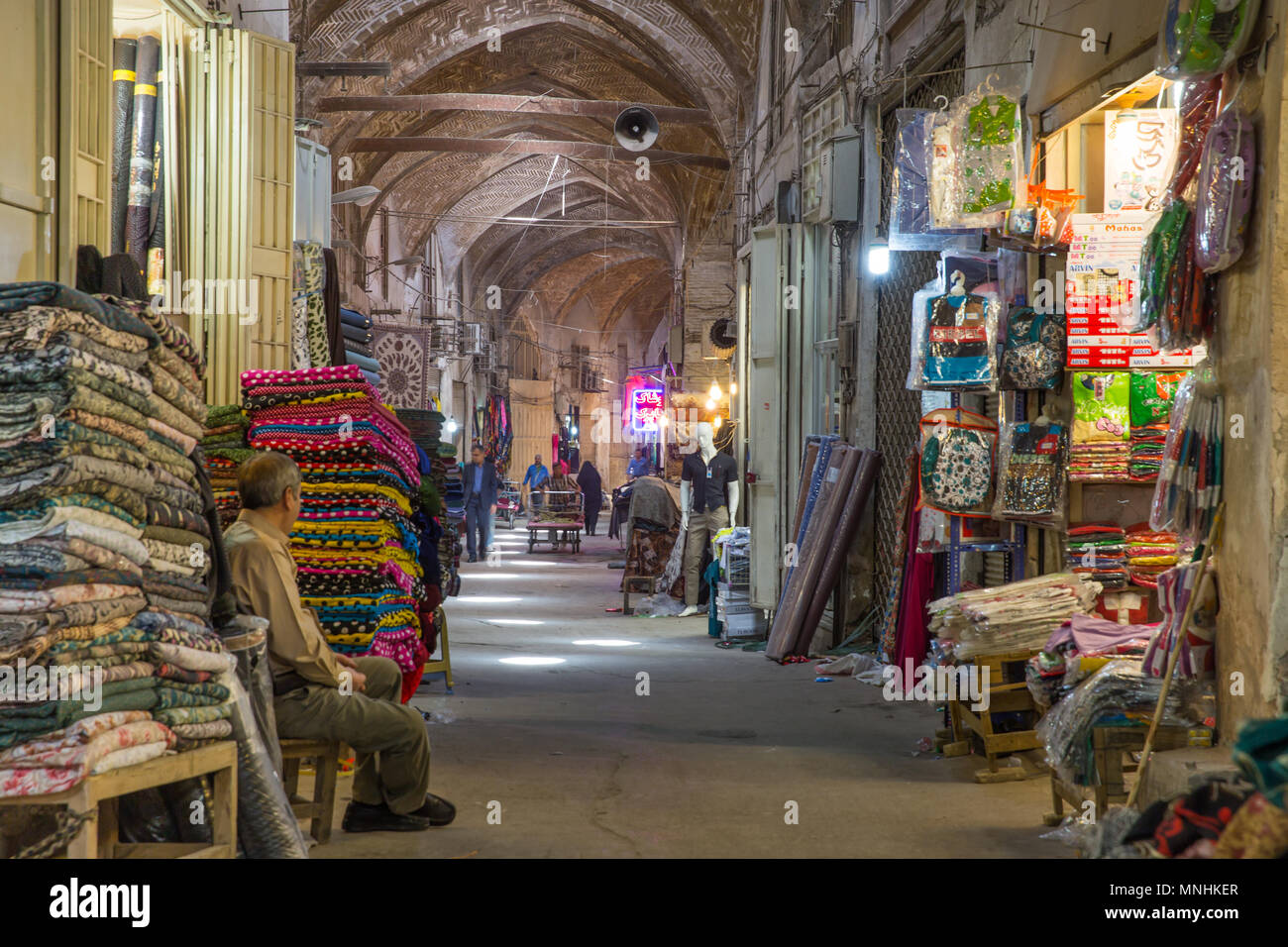 The largest bazaar in the Middle East 26