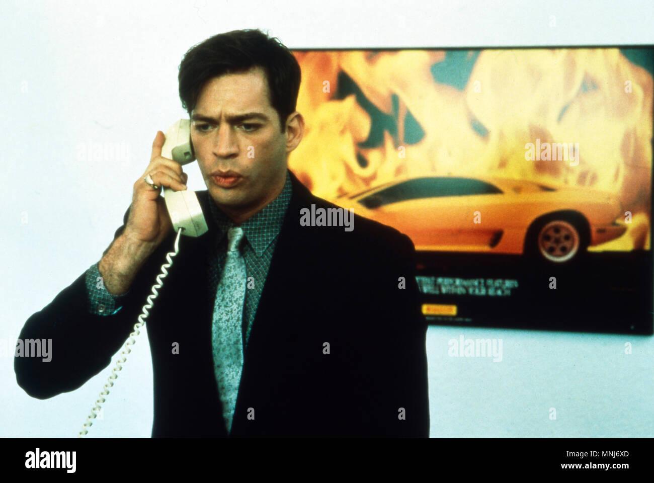 Excess Baggage, aka: Ärger im Gepäck, USA 1997, Regie: Marco Brambilla, Darsteller: Benicia del Toro (?) - Stock Image